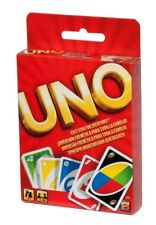 UNO - Card Game - Fast and fun for everyone age 7+ by Mattel