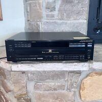 Sony Japan CDP-C725 Jason Made Optical Digital Output 5-Disc CD Changer Player
