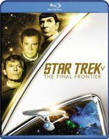 Star Trek V: The Final Frontier [New Blu-ray] Widescreen