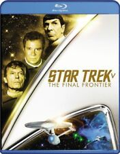 Star Trek V: The Final Frontier [New Blu-ray] Widescreen