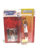 Starting Lineup Action Figure DERRICK COLEMAN New Jersey Nets 1994 NBA Kenner
