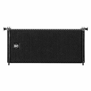 "RCF HDL 6-A Active Line Array Module 2x6"" 1400 Watt 2-Way Powered Speaker HDL6A"