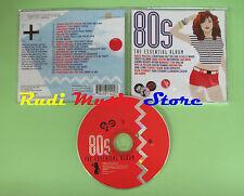 CD 80s THE ESSENTIAL ALBUM compilation 2005 MOTORHEAD DEAD KENNEDY'S LEWIE (C17)