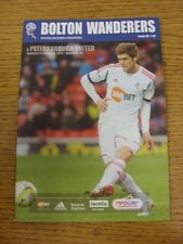 26/02/2013 Bolton Wanderers v Peterborough United  (No Obvious Faults)