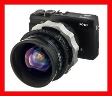 @ PRO Adapter FUJI X Mount X-PRO1 X-E1 -> BNCR Mitchell Lens Cooke Zeiss K35 @