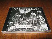 "VARIOUS ""Metal On Metal - The IVth Crusade"" 2CD convulse archgoat krypts ghastly"