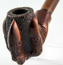 "New Handcarved pear tobacco smoking pipe (cooling+9mm) | pipes - 7.1"" (18cm)"