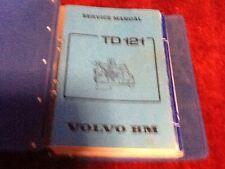 Volvo BM  A 25 C SEC  4   TD 61 63 71 73 PT 1050 51 FL 650  B  service manual