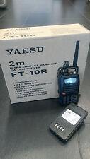 YAESU FT-10R RICETRASMETTITORE VHF 144 MHZ FT10