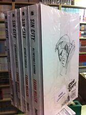 Sin City - Frank Miller (serie completa) sconto di 27 euro