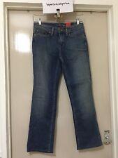 Women's Tommy Hilfiger Rome Regular Fit Blue Denim Jeans Pants Size W26 L27