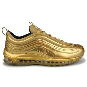 air max 97 bianche e oro