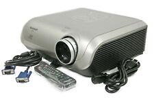 Refurbished Sharp XR-10XL DLP Projector HD 1080i HDMI-adapter Accessories bundle