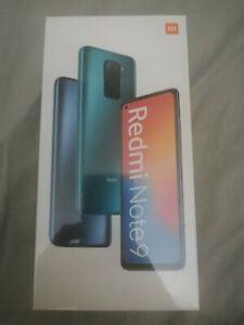 Xiaomi Redmi Note 9 - 64GB - Forest Green (Unlocked) (Dual SIM) + Mi Band 2