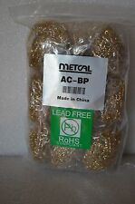 ORIGINAL Metcal AC-BP Workstand Pads,Brass Cleaning Pad (10 Pack)