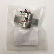 22mm Tissot T640028387 deployment butterfly clasp buckle stainless steel NEW