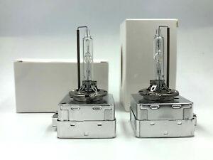 2x OEM 15-17 Porsche Cayenne Philips D3S Xenon Headlight HID Bulb 99963107090