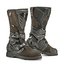 Sidi Adventure 2 Gore-Tex GTX Boots - Black / Brown - ALL SIZES - Free shipping