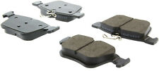 Disc Brake Pad Set Rear,Front Centric 105.17610