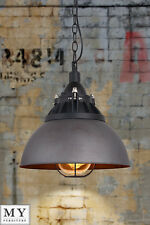 Glocker Factory Vintage Retro Industrial Warehouse Pendant light