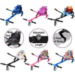 Official Premium Hoverkart Go Kart For Balancing Board Segway Hoverboard Scooter