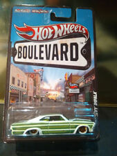 Chevrolet Hot Wheels Real Riders Diecast Vehicles