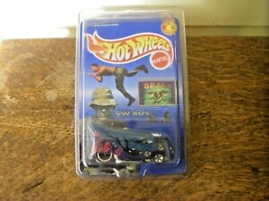 Hot Wheels US Navy Seal Team Volkswagon Bus Die Cast New