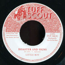 """Little Roy - Disasters And Signs NEW!!! Tuff Scout 146 7"""""""