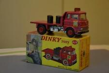 BEDFORD TK CARBONE - DINKY TOYS ENGLAND 425
