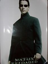THE MATRIX RELOADED NEO POSTER NEW KEANU REEVES COMIC(NIOBE TRINITY MORPHEUS1234