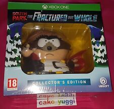SOUTH PARK L'ANNALE DU DESTION EDITION COLLECTOR XBOX ONE VERSION PAL EUROPE