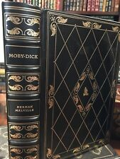 Franklin Library: Moby Dick: Herman Melville: Ahab: Ishmael: Whaling: Nantucket