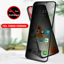 Full Covered Privacy Anti-Spy Tempered Glass Screen Protector for iPhone 11 XR 7
