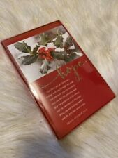 American Greetings God Bless you at Christmas Hope Holiday Cards 16 envelopes