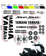 Adesivi MOTO YAMAHA XMAX X MAX X-max 125 250 400 CARENA KIT 36 pz