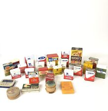 Old Spice Tins Nice Variety Some With Product 23+ With Extras Vintage