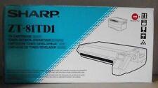 ORIGINALE Sharp toner zt-81td1 per gli sviluppatori Z 810 830 845 z810 z830 z845 OVP a