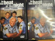 In the Heat of the Night: Seasons 2 and 3 partial (see details)