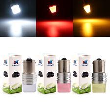 100Pcs P21W 1156 BA15S 1157 BAY15D 9SMD 2835 LED Reverse Turn Signal Light Bulbs