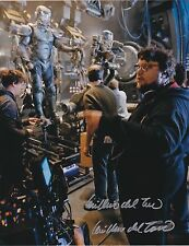 GUILLERMO DEL TORO SIGNED AWESOME 8X10 PHOTO B INCREDIBLE