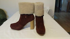 Rockport ,leather, low  Womens  Boots