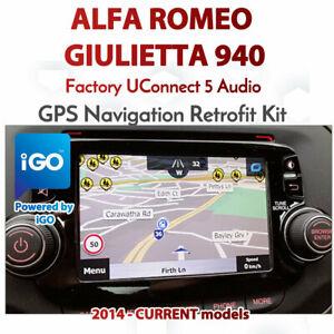 Alfa Romeo 940 Giulietta : UConnect 5 GPS NAV Integration