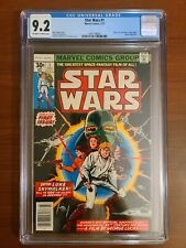 Star Wars #1 - #6 All CGC 9.0 and higher , best price on here for total value !!