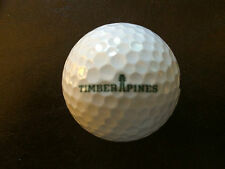 Timber Pines Country Club (FL) - Logo Golf Ball