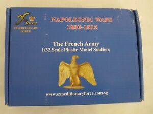Expeditionary Force - Napoleonic Wars French Army Polish Lancers 1/32 Plastic