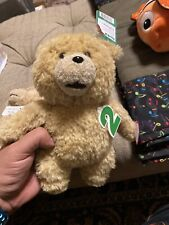 """TED 2 TALKING PLUSH BEAR FROM THE MOVIE TED 2 Best Buy Exclusive  8""""  2012"""