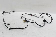 2018 BENTLEY BENTAYGA BUMPER WIRING HARNESS