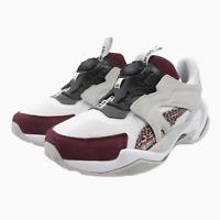 New Mens Puma Les Benjamins Thunder Disc White Trainers UK 10 Sneakers 369527 01