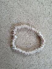 Links of london sweetie bracelet medium and snowflake charm