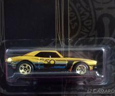Hot Wheels 50th Anniversary Black and Gold  '67 Camaro CHASE !!